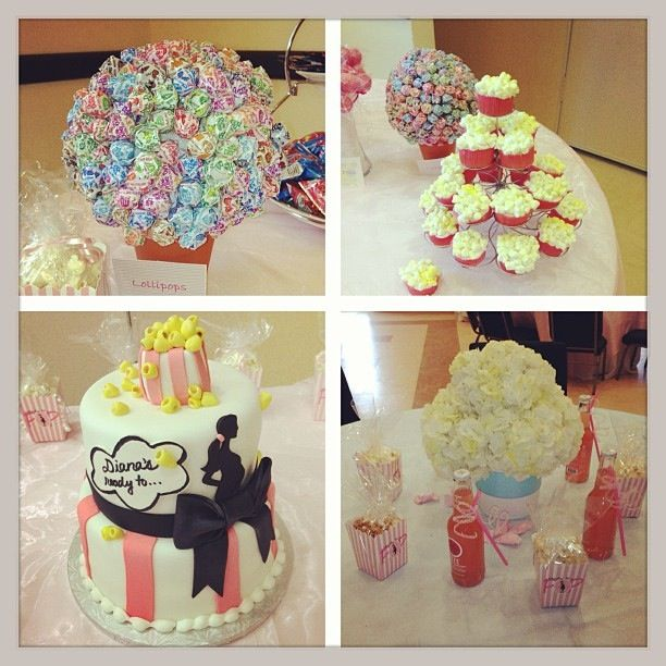 ready to pop baby shower ideas baby pinterest