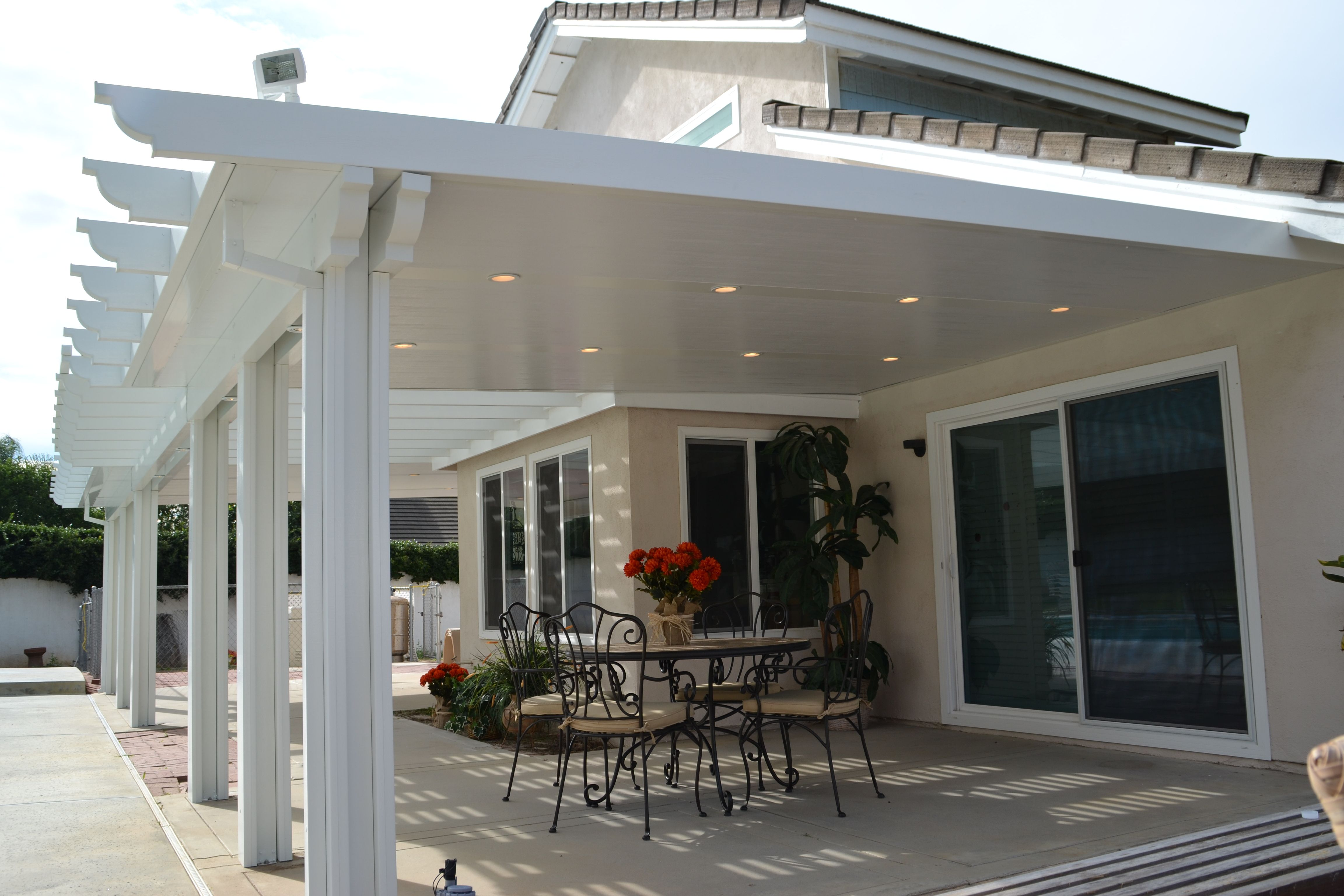 Aluminum Patio Kits