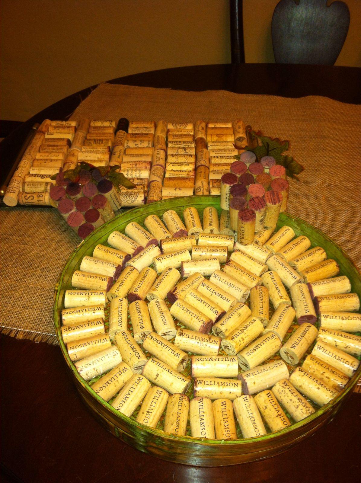 Diy wine cork projects wine pinterest for Wine cork diy ideas