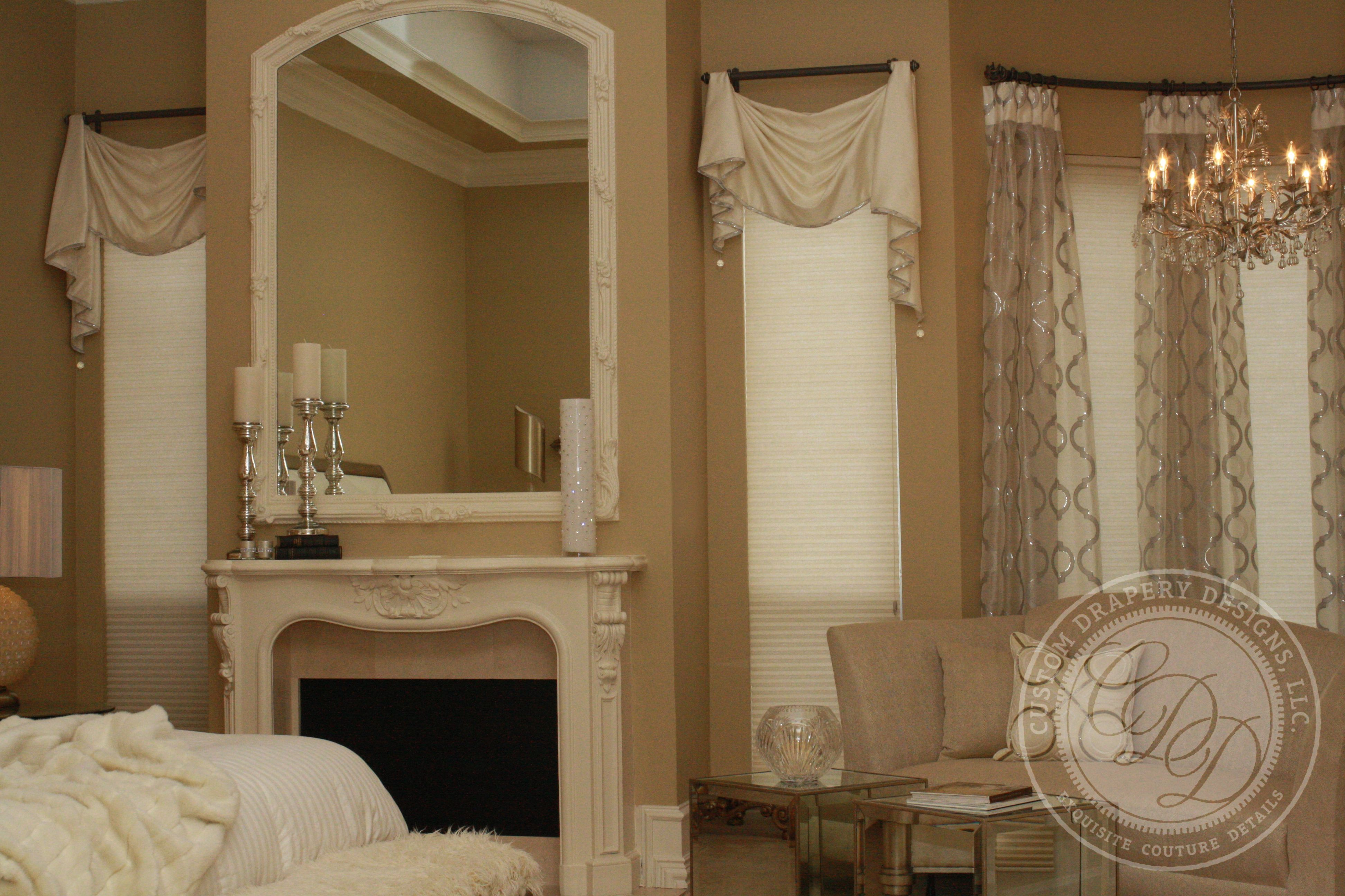 Custom Drapery Designs, LLC. - Drapery  Drapes  Pinterest