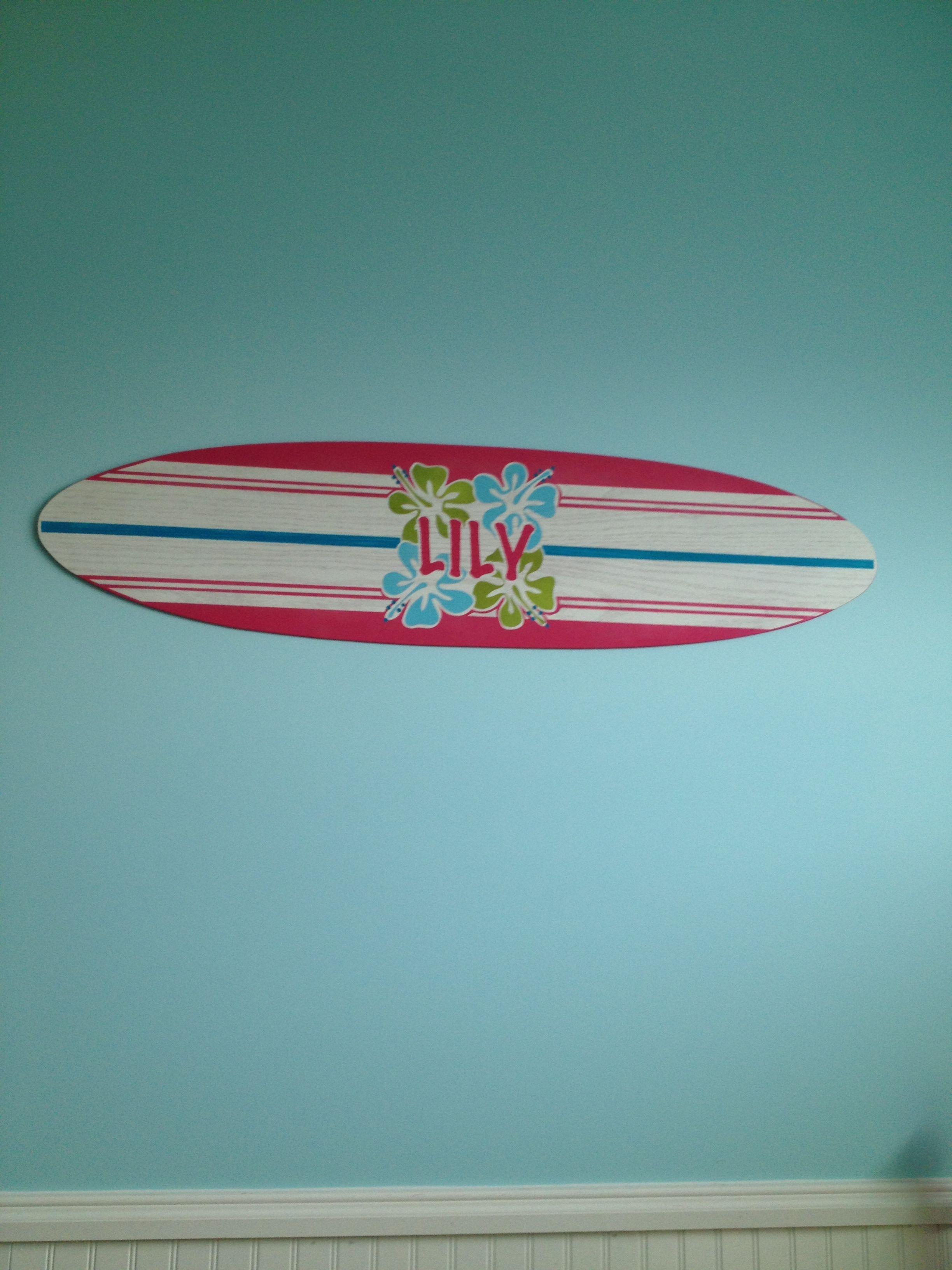 surfer girl bedroom accents ideas for ashlyn 39 s room pinterest