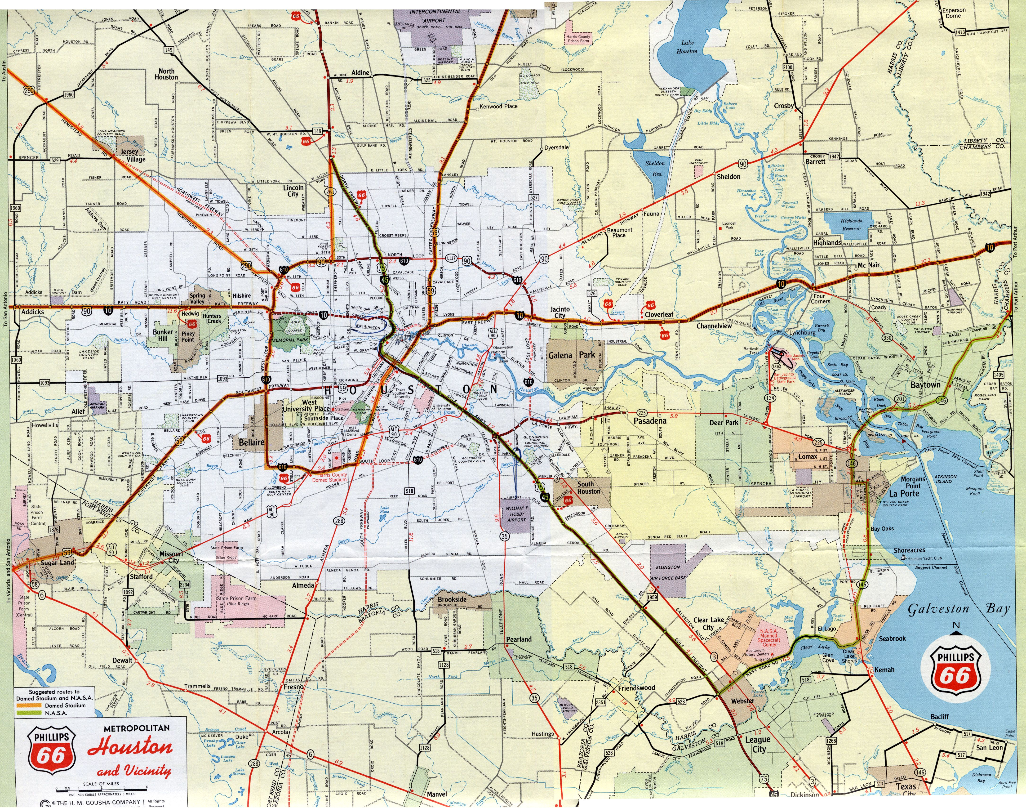 Related Keywords Amp Suggestions For Houston Road Map