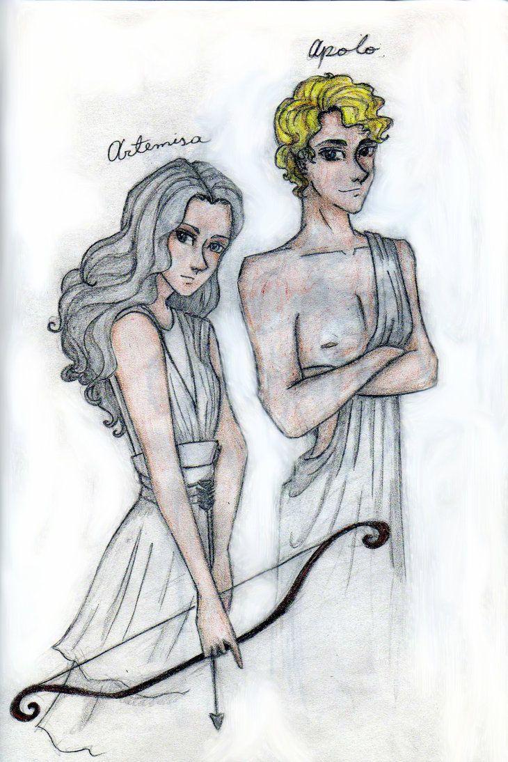 Apollo and Artemis   P...