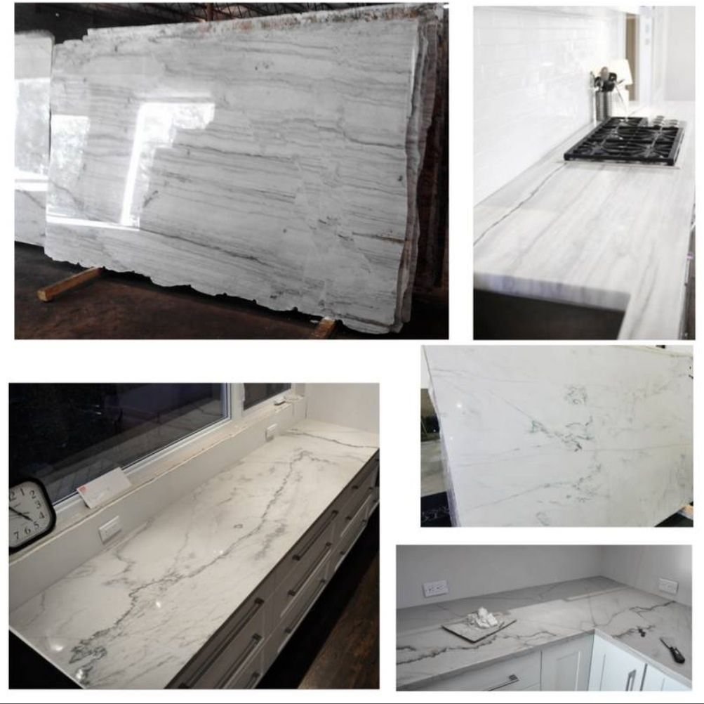 granite on Pinterest   Marbles, Quartzite Countertops and Super White ...