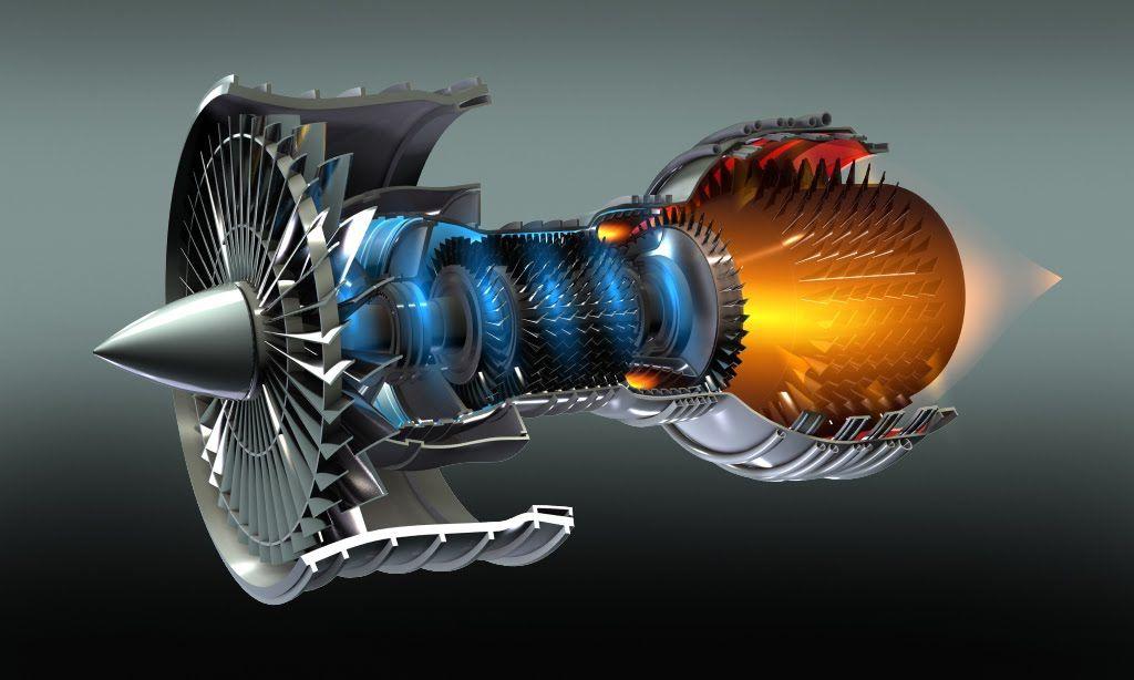 Как это сделано модели реактивных двигателей