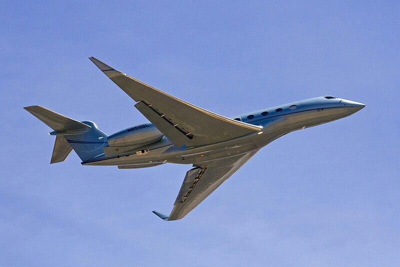 Gulfstream GVI Aviones civiles Pinterest