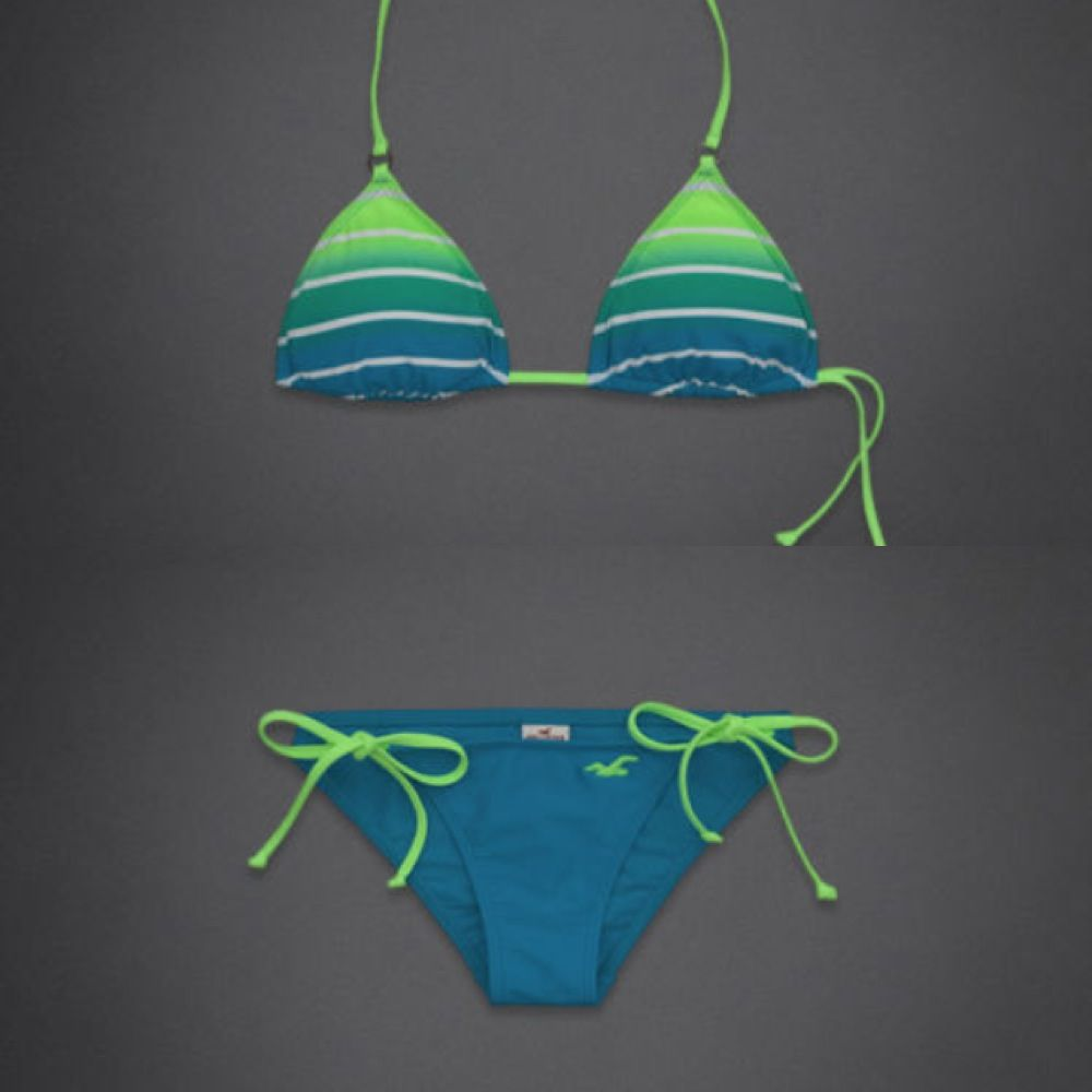 Hollister bikini(: | Fashion | Pinterest