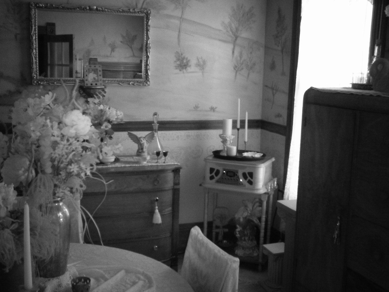Pin it like image for Haunted dining room ideas