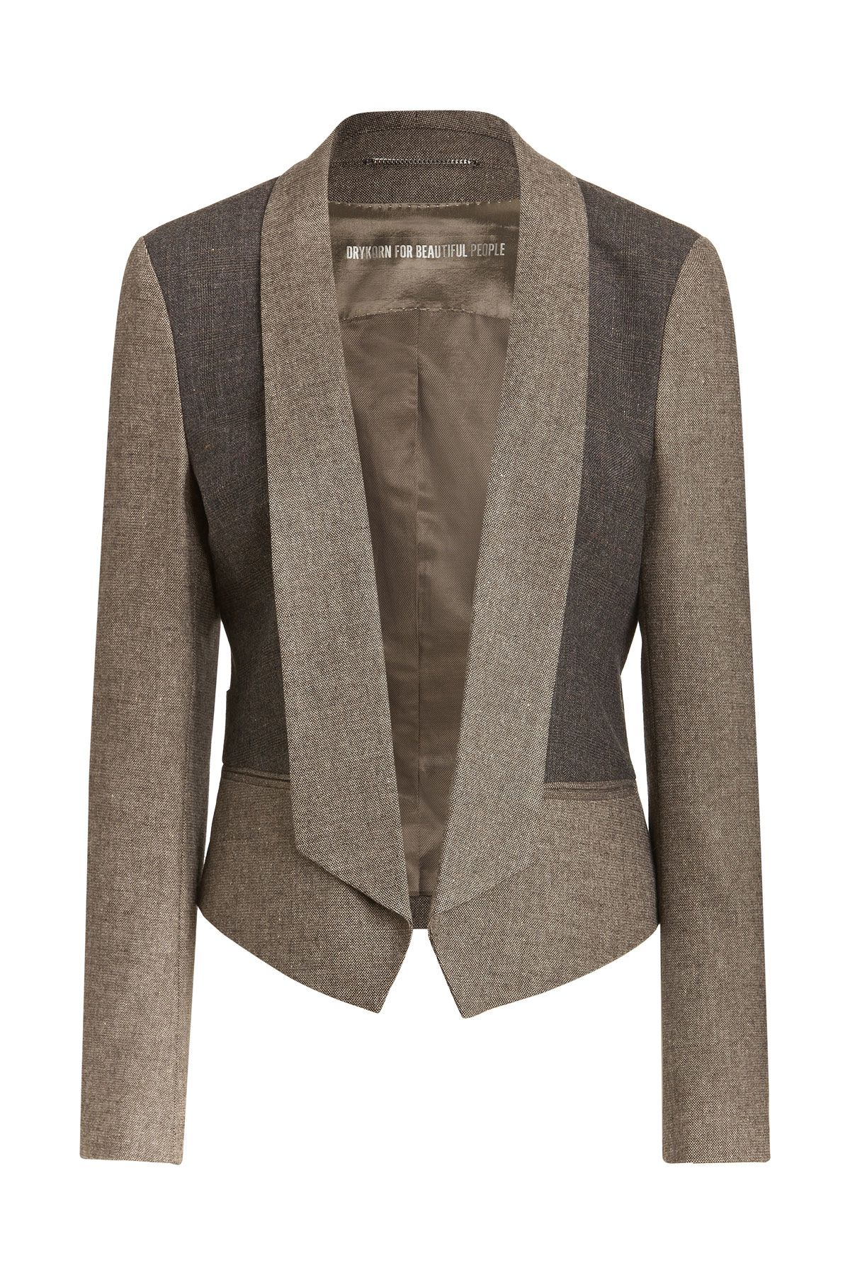 Love A Good Blazer | Fashionista | Pinterest