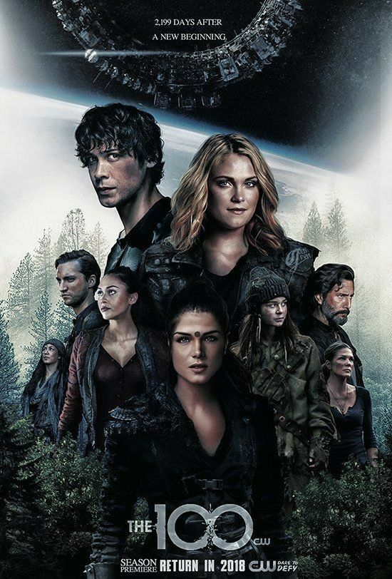 The Hundred (The 100) 5x13 Espa&ntildeol Disponible
