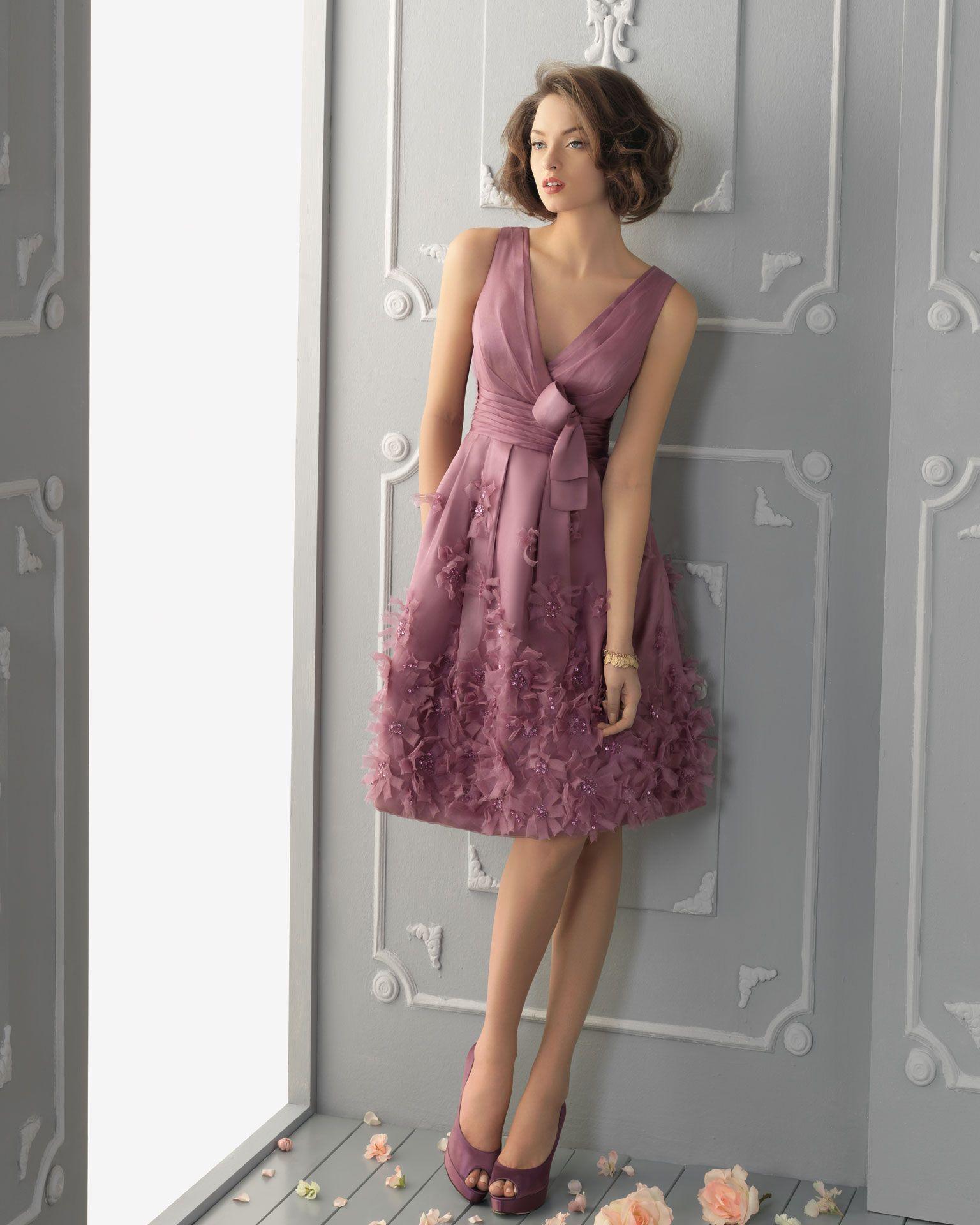 Как сшить своими руками коктейльное платье в