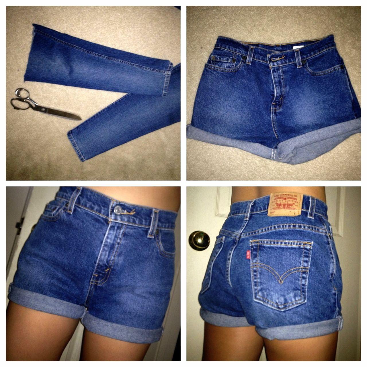 diy tutorial diy shorts diy shorts beadampcord