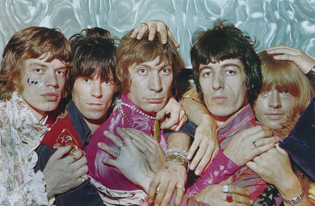 The Rolling Stones 1967 | Keith Richards | Pinterest