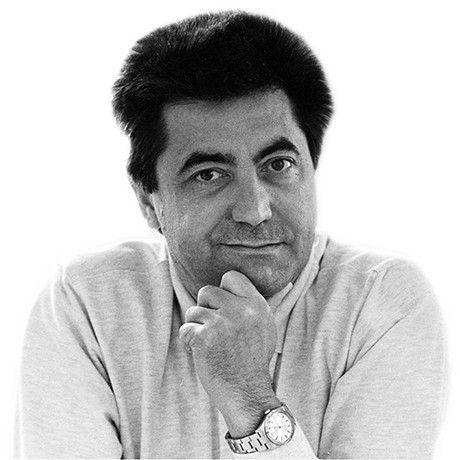 Antonio Citterio diseñador sin igual, mundialmente reconocido por la genialidad de sus obras