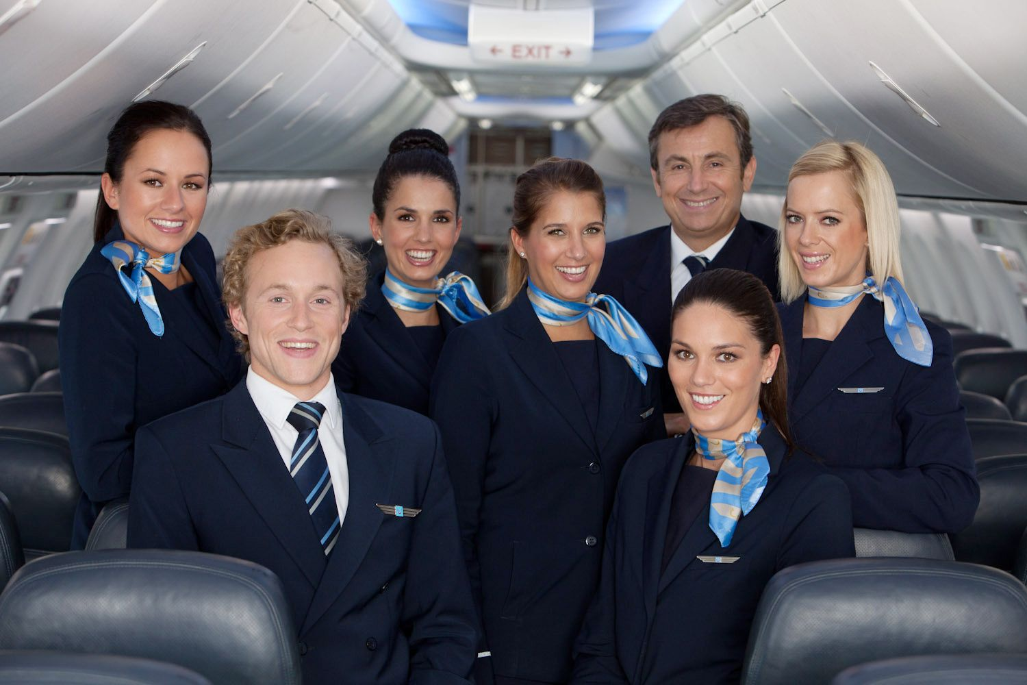 Jetairfly crew | Uniforms ♥ Fly Tom | Pinterest