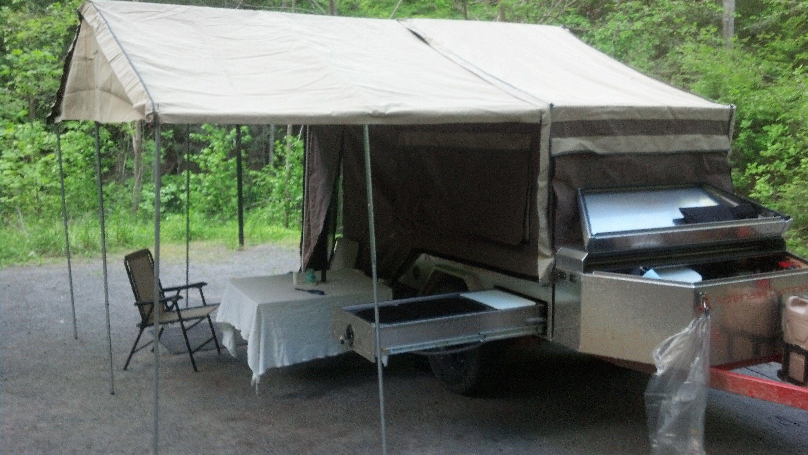 Bug Out Trailer Diy : Homemade bug out trailer car interior design