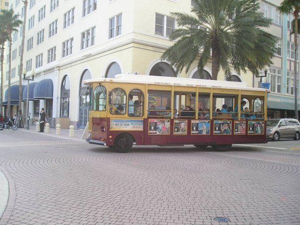 West Palm Beach Trolley S