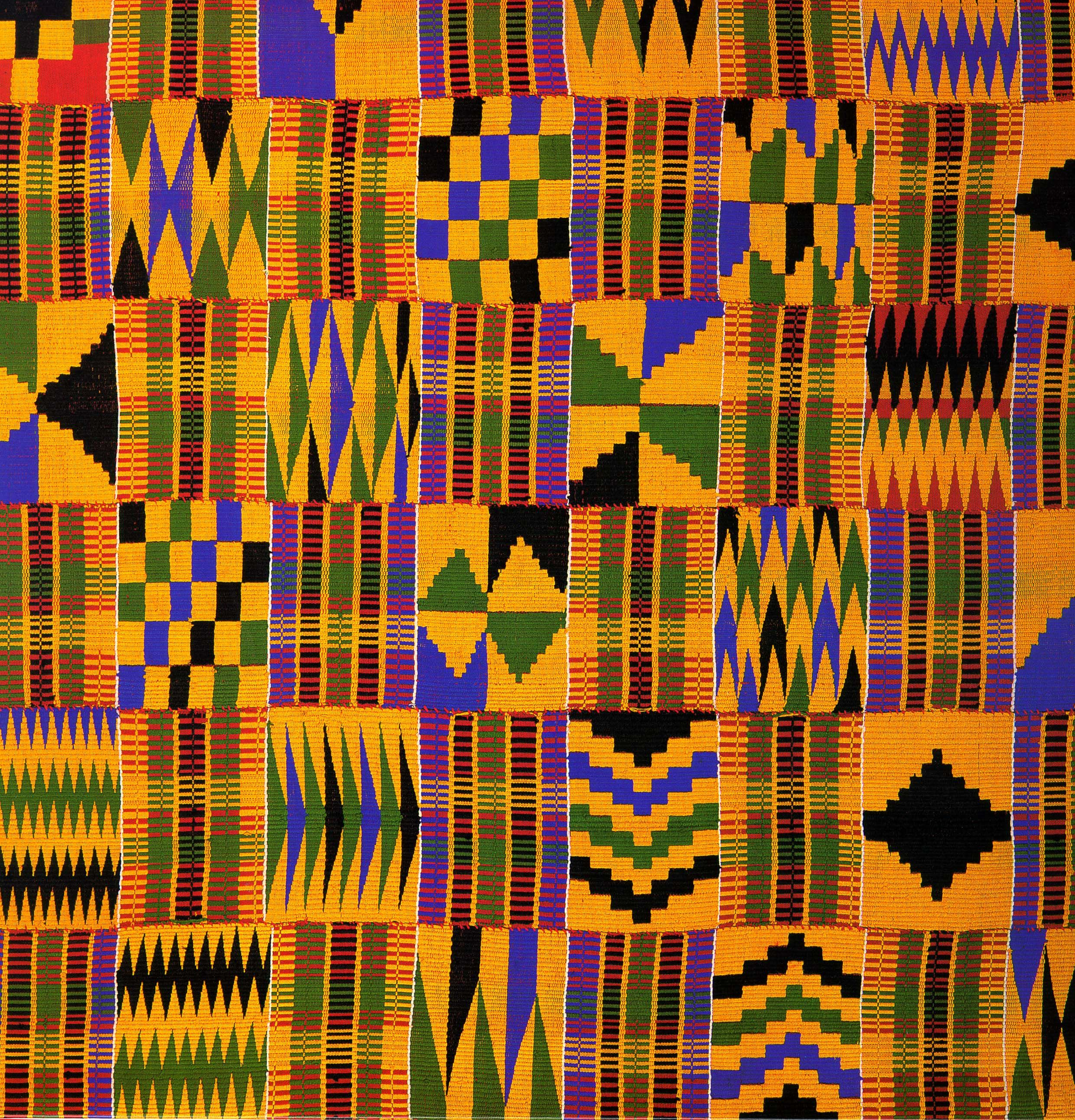 west african fabric - photo #25