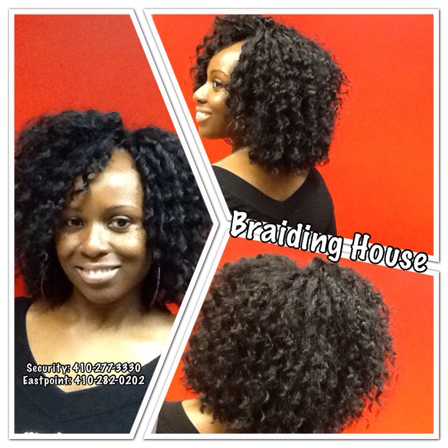 Crochet Braids No Hook : Pin by Braiding House on Crochet Braids - Latch Hook Braids Pintere ...