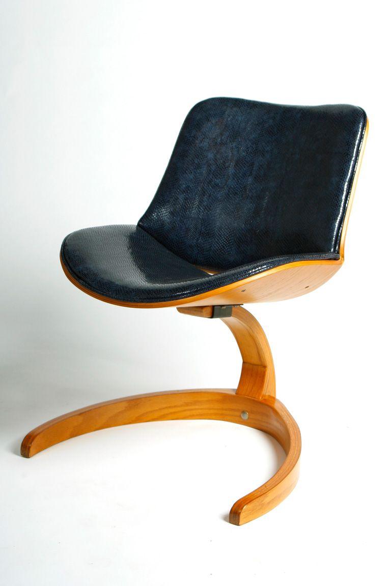 Plycraft lounge chair George Mulhauser Modern marvels
