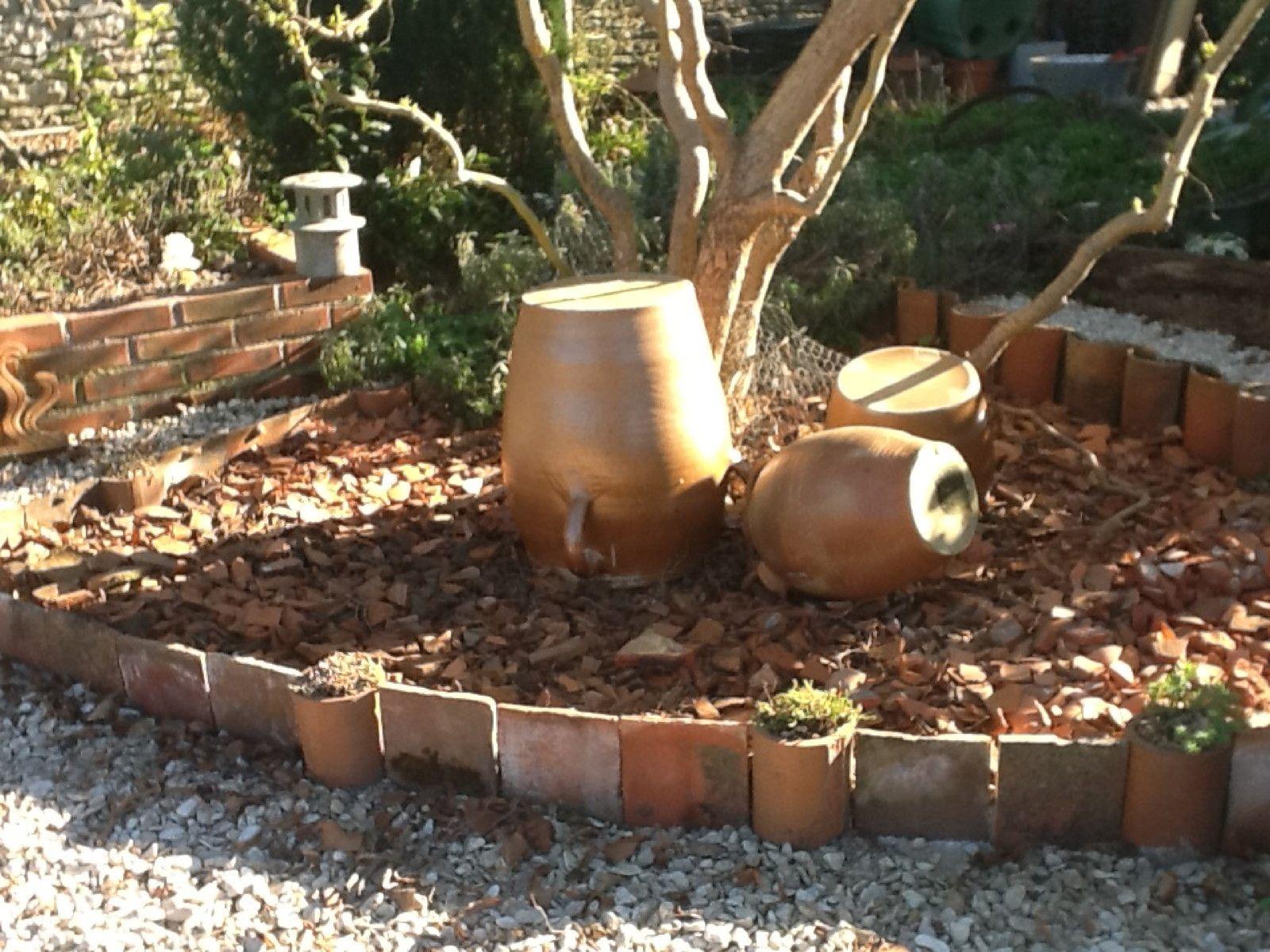 Pin by zencachou on astuces deco jardin pinterest - Deco jardin pinterest ...