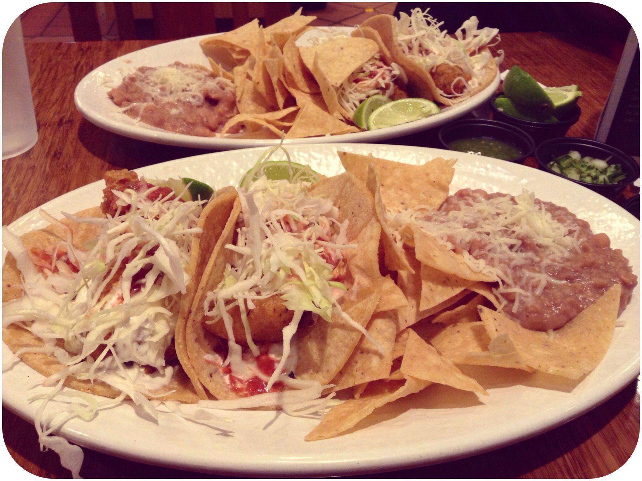 Fish taco plate | Nomz | Pinterest