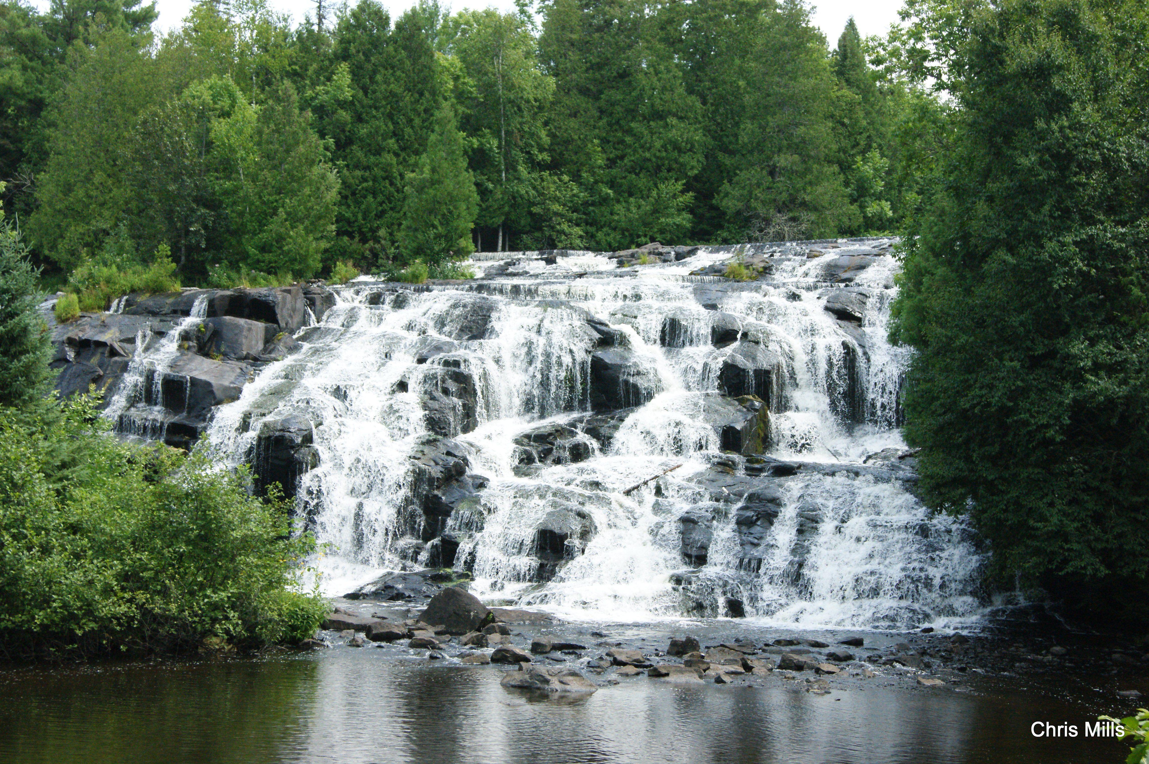 michigan upper peninsula waterfalls - photo #7