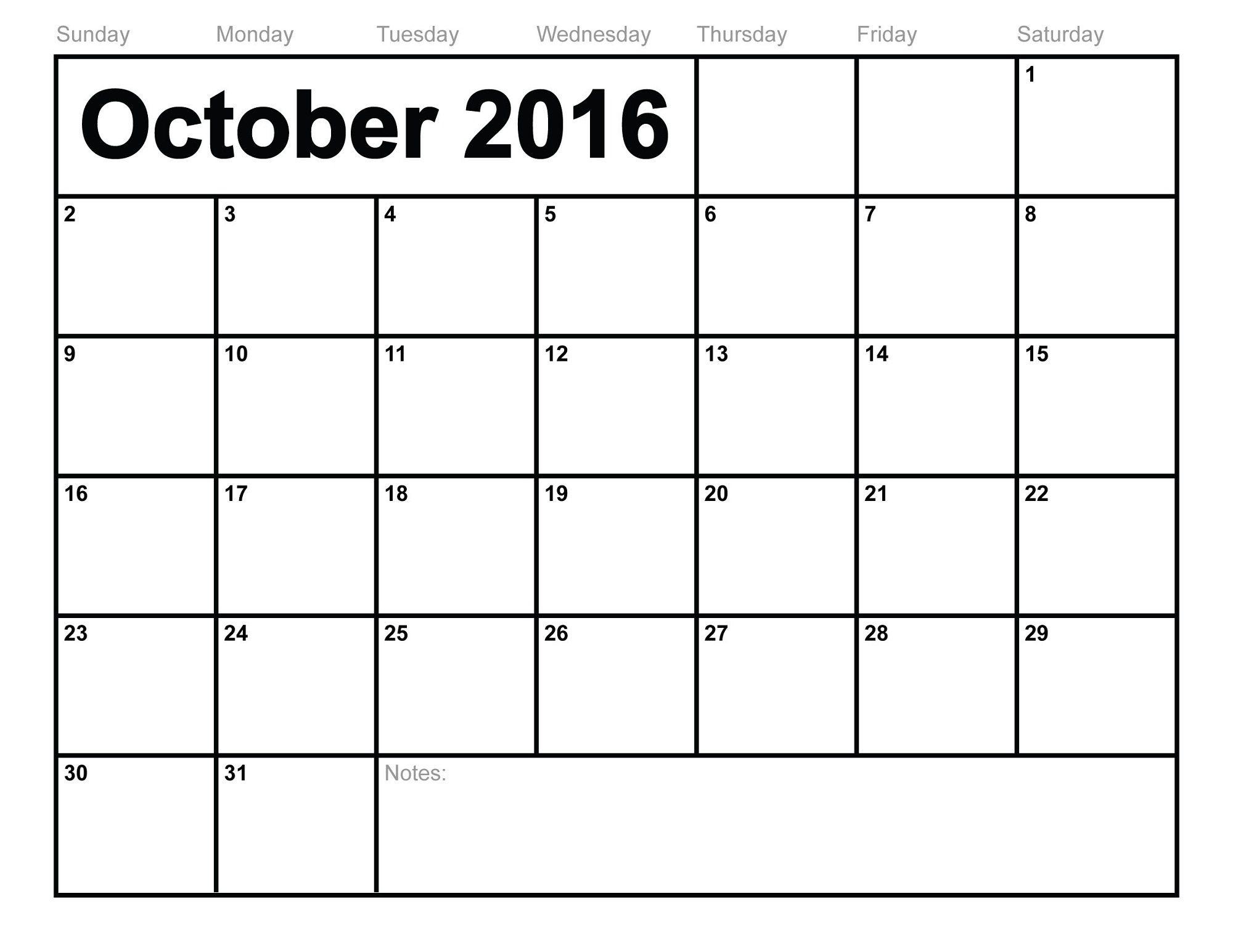 Month View Blank Calendar – imvcorp