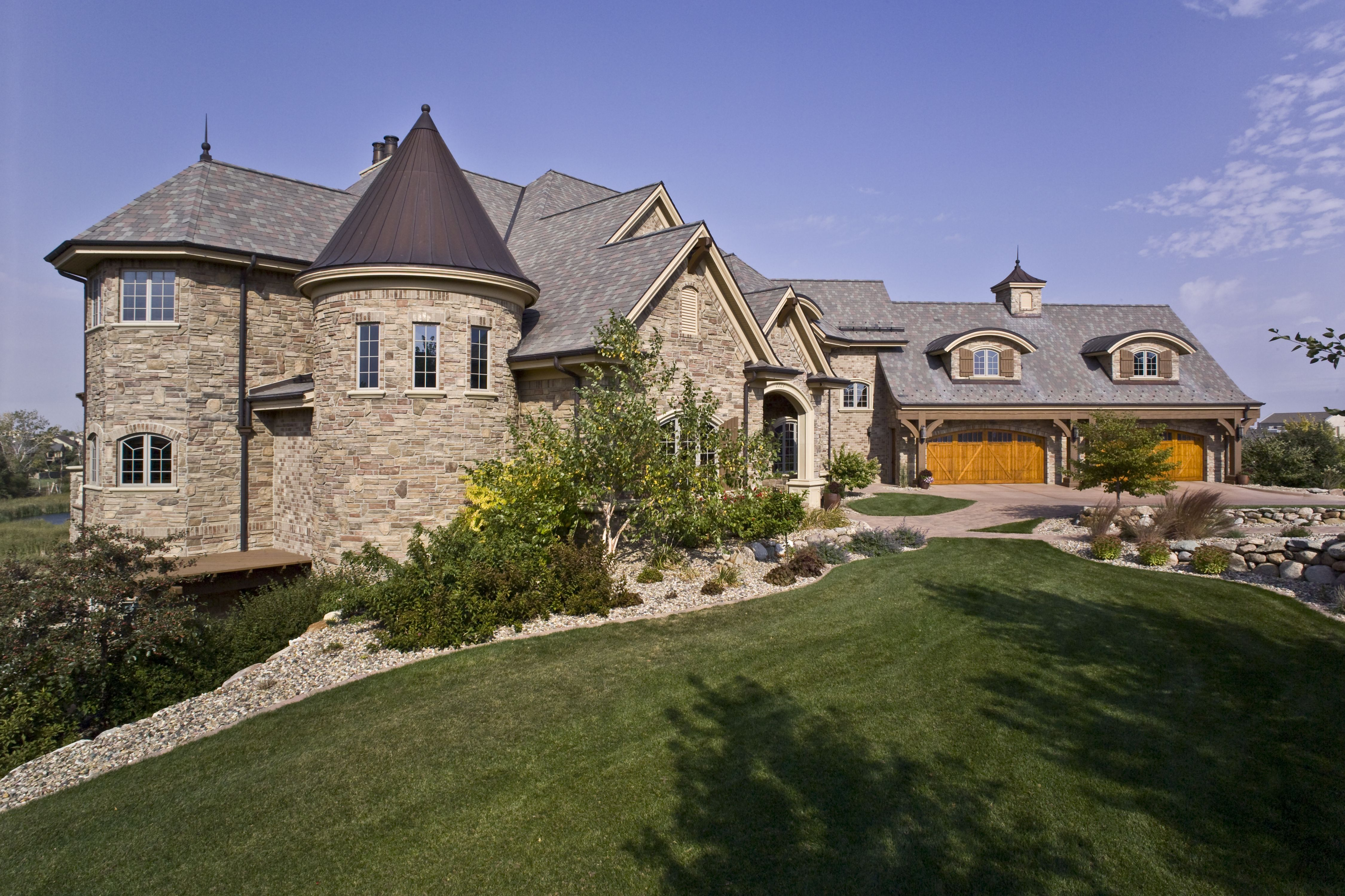 Exterior photos of french country homes joy studio French country stone
