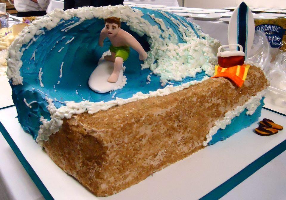 surf diving cake beach - photo #9