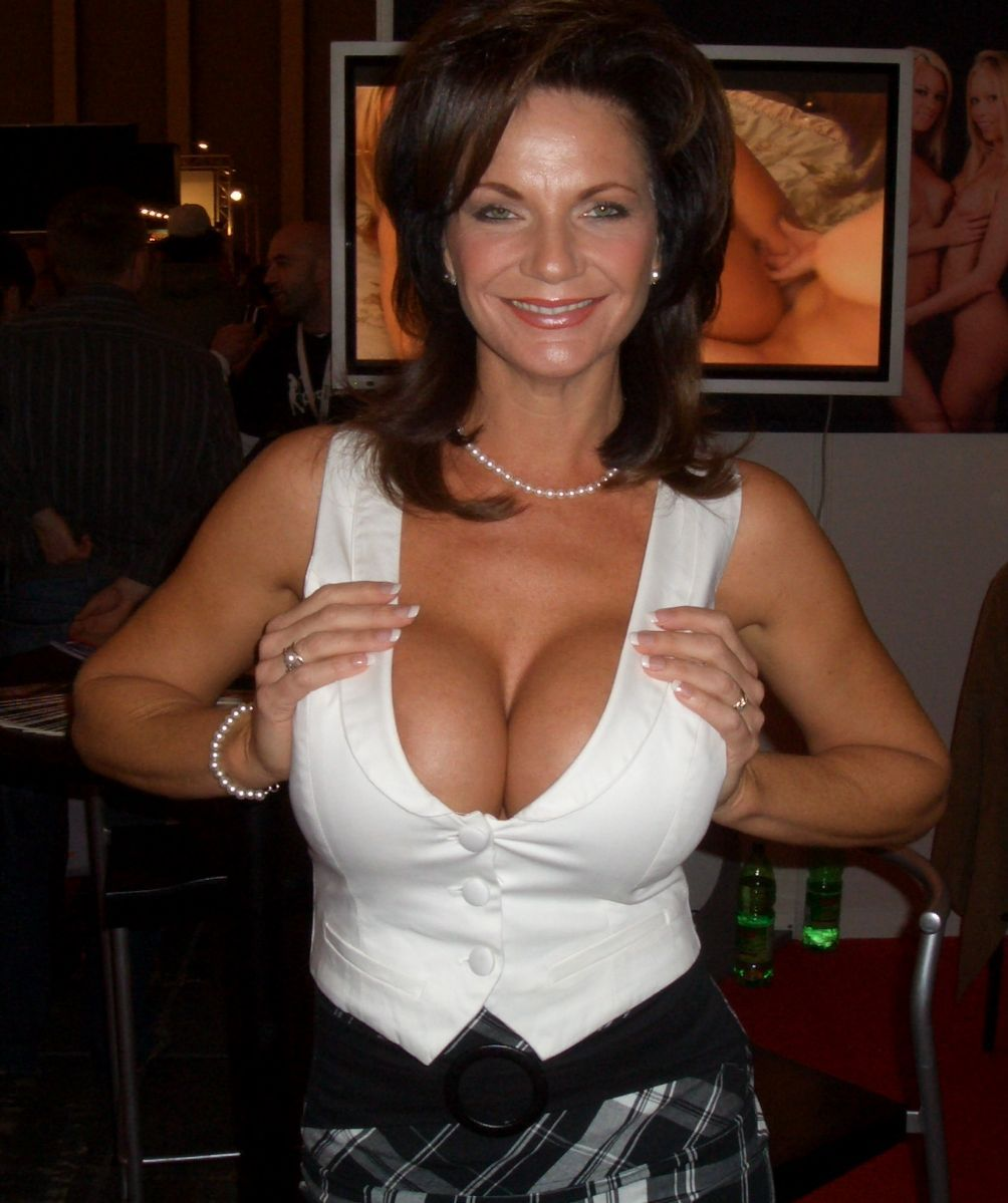 Mom Cougar Woman