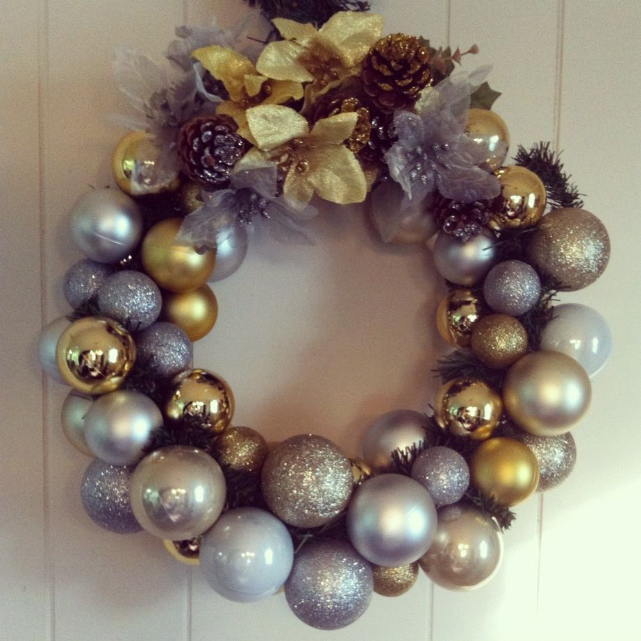Christmas Wreath Projects Pinterest