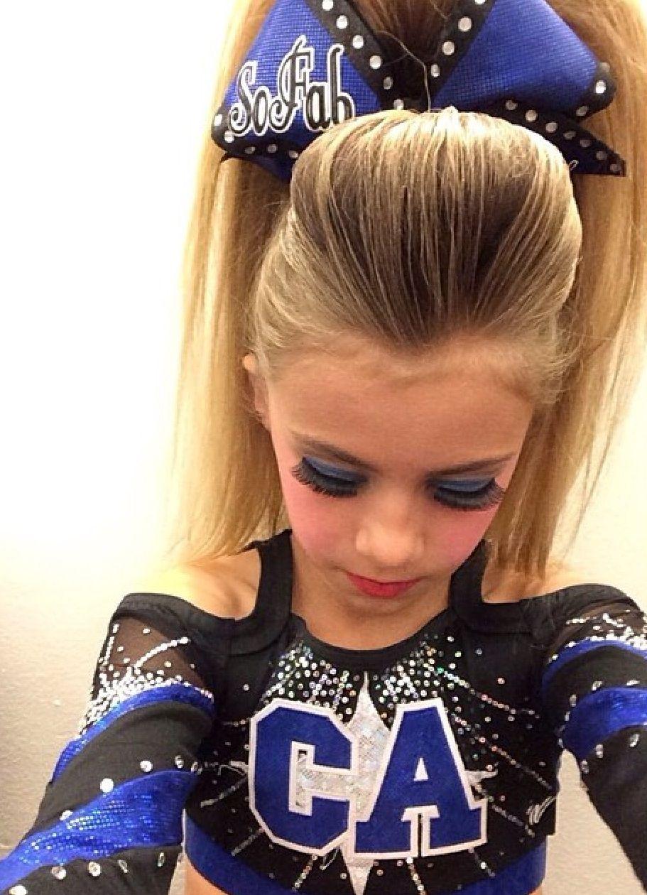 Pictures of cheerleaders hairstyles GumGum Applied Computer Vision