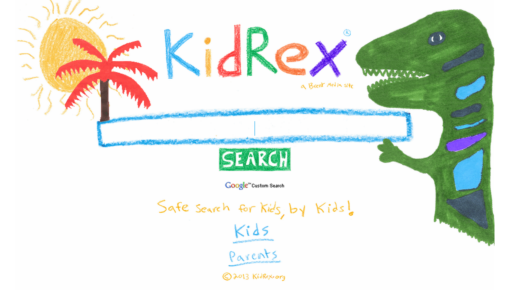 KidRex safe search for kids Student Tech Tools Pinterest