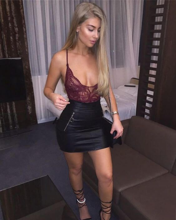15 Sexy Winter Clubbing Outfits For Ladies forecasting