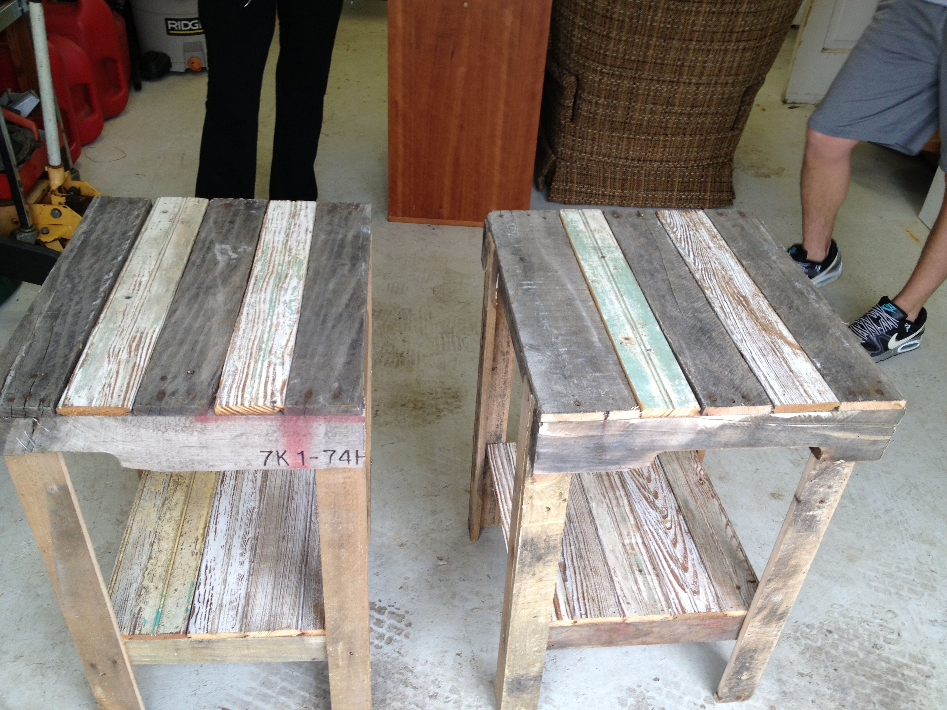 Made from pallets crafts pallet stuff pinterest for Crafts made with pallets