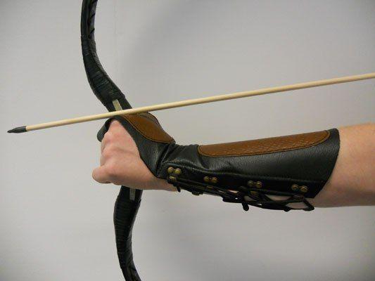 Краги своими руками для стрельбы из лука 53