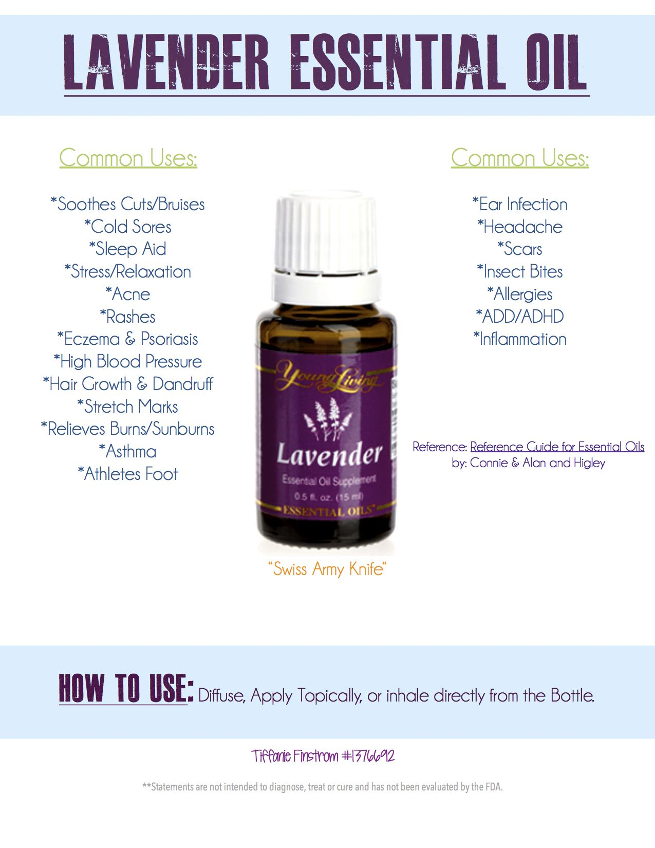 Lavender oil young living the image kid for Wohnlandschaft young living
