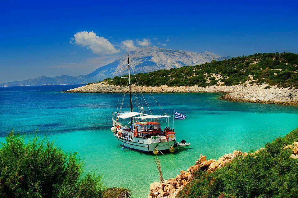 Samos island  Gorgeous Greece!  Pinterest