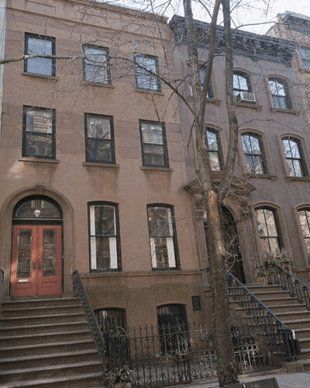 """The apartment at 64 Perry Street in Manhattan's West Village will likely forever be known as Carrie Bradshaw's home in """"Sex and the City."""" And now it's got a new owner — and they should get ready for tour bus gawkers. The five-bedroom apartment sold for $9.85 million earlier this month to an anonymous buyer, but is listed as MMKK Perry Street Realty LLC in city records, as noted by The New York Observer."""