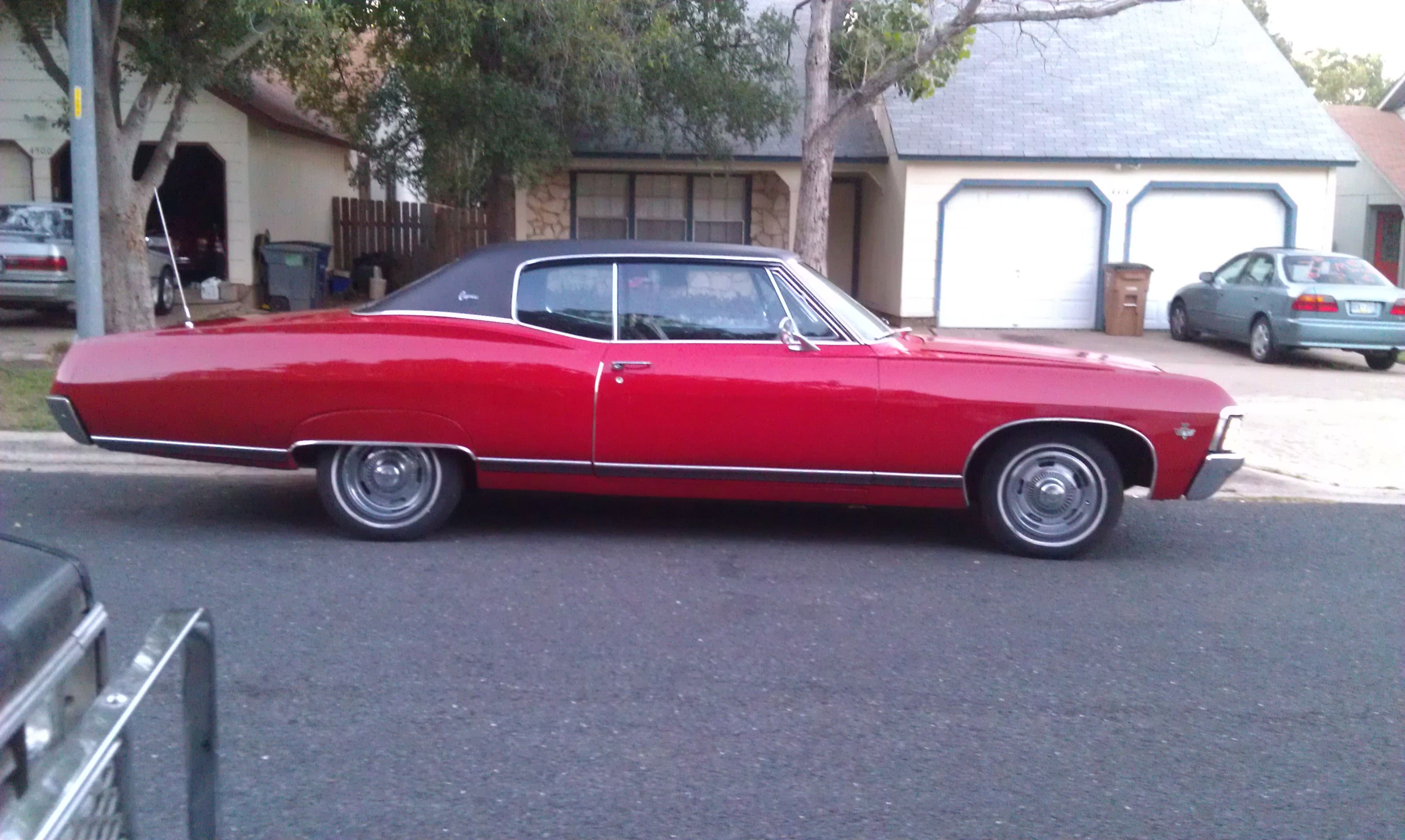 1967 chevrolet caprice classic coupe american steel pinterest chevrolet caprice chevrolet