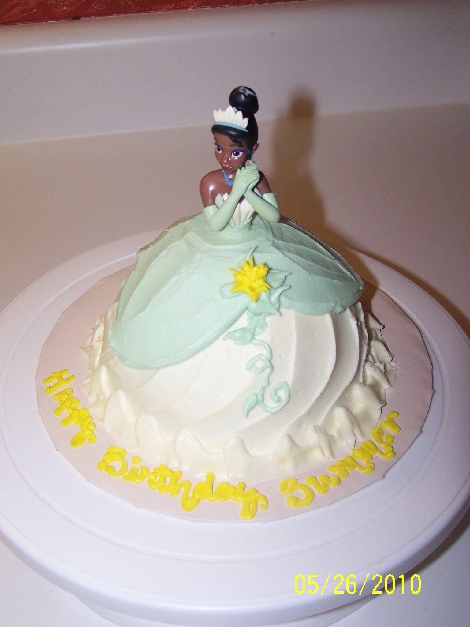 Princess Tiana Cake Images : Princess Tiana, omg my birthday cake! My Things?? Pinterest