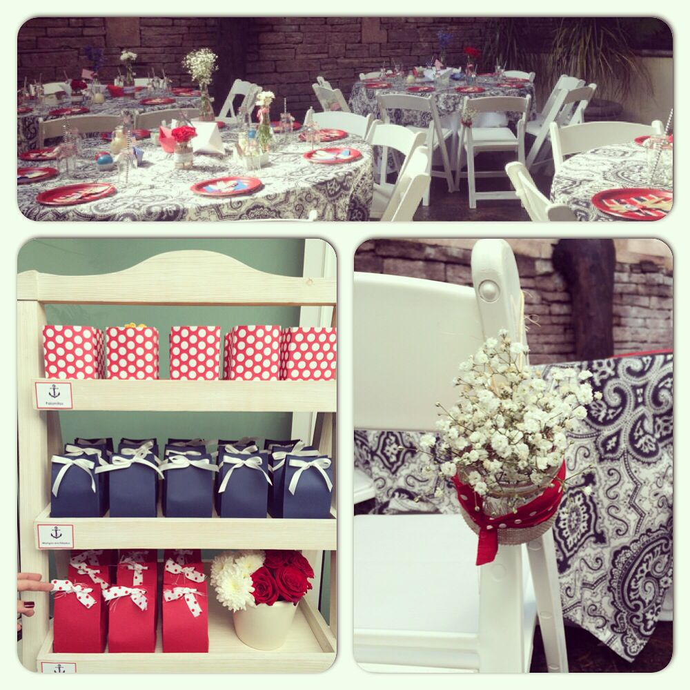 nautical baby shower ideas pinterest