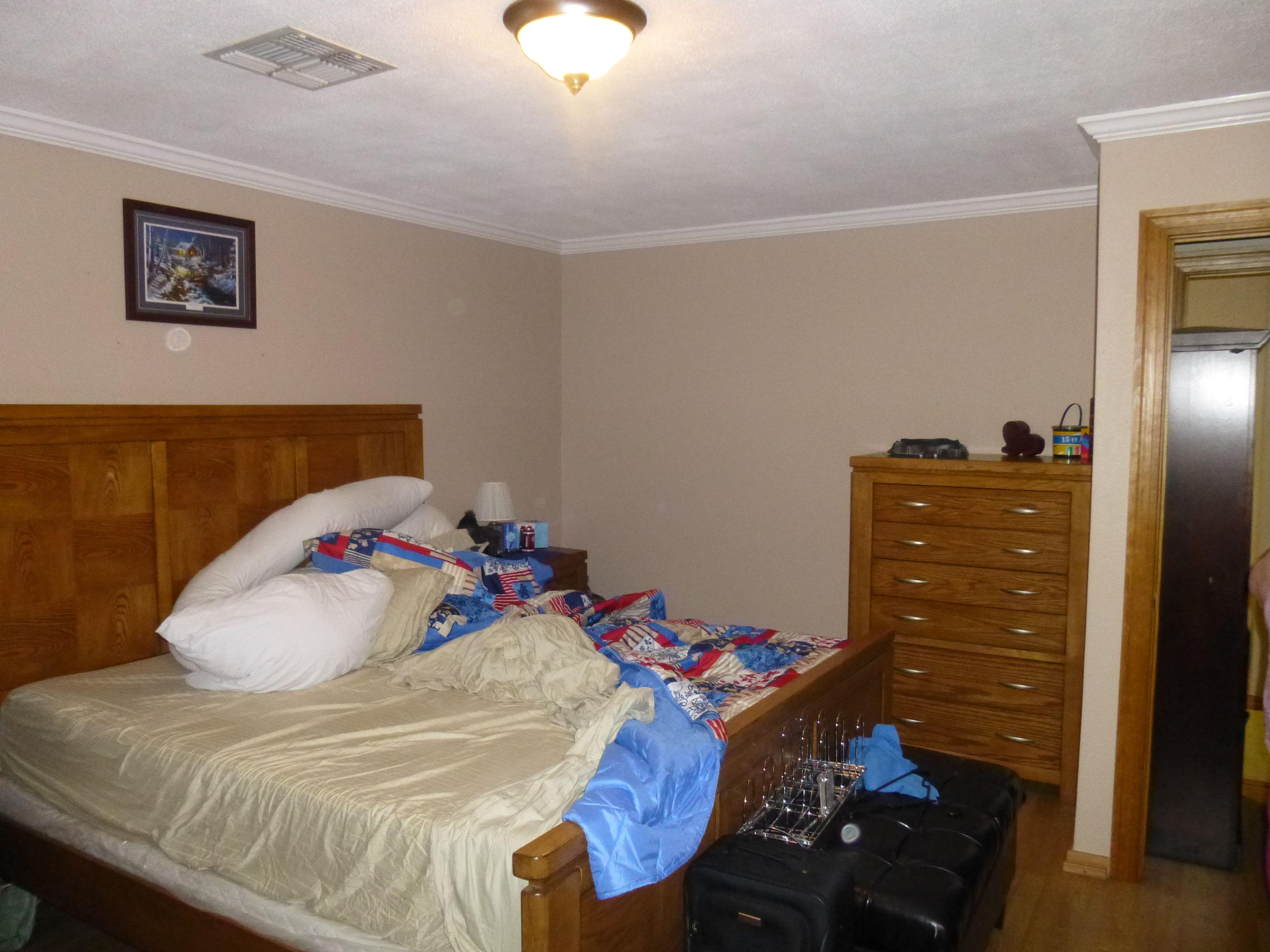 Pinterest Master bedroom home staging