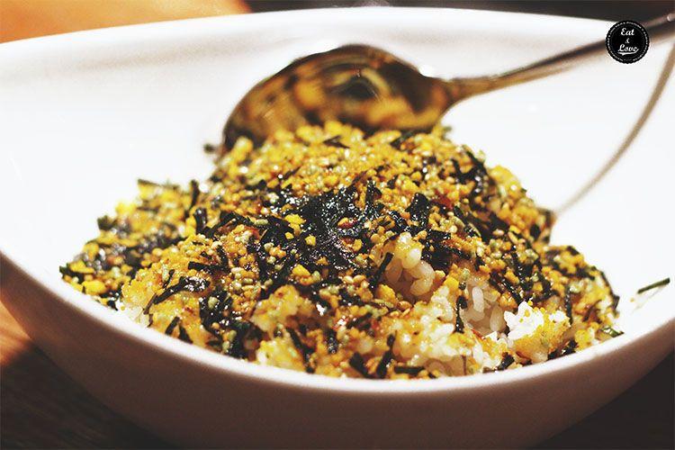 Arroz blanco con sabores orientales - Yakitoro