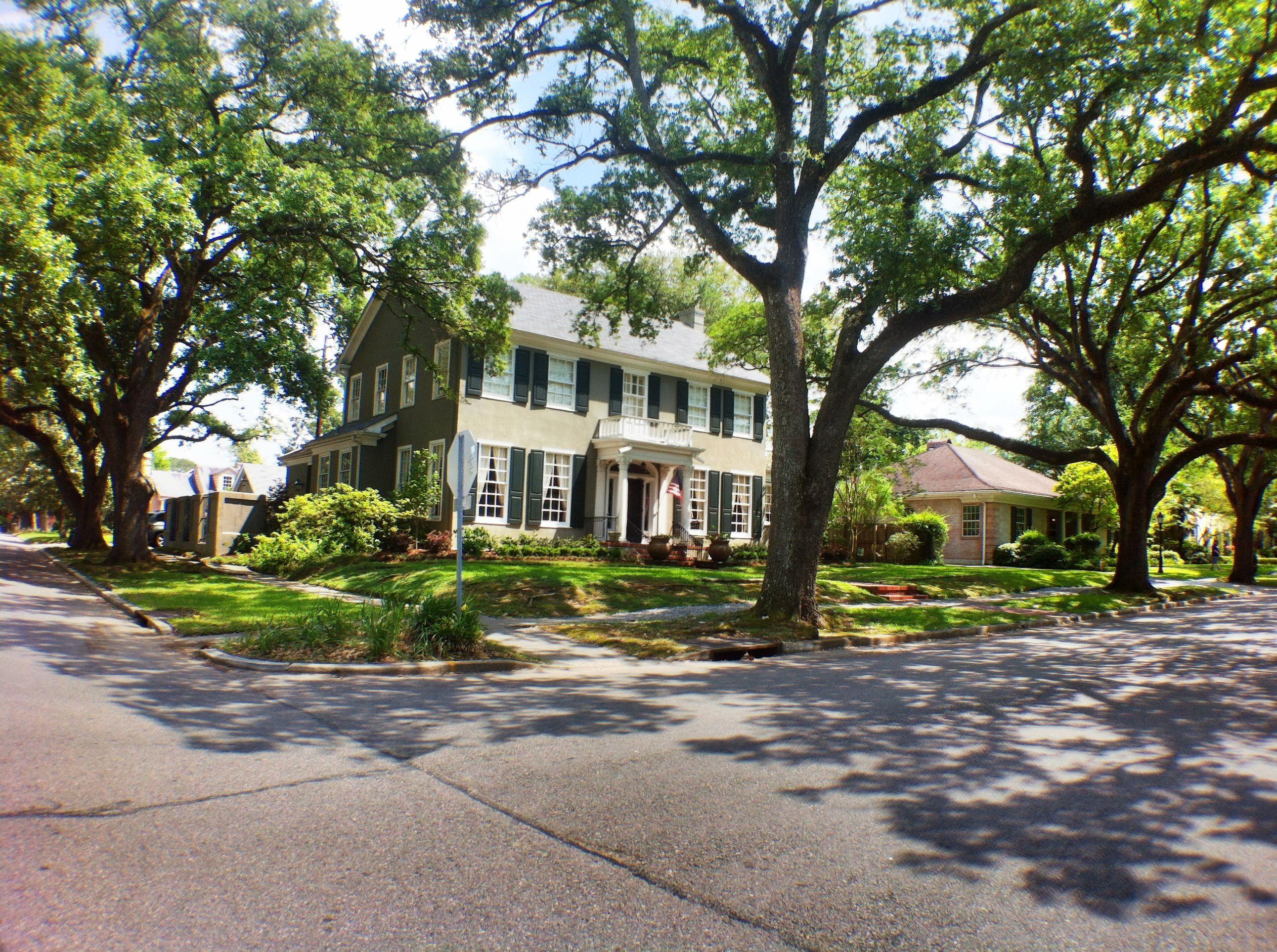 Baton Rouge Garden District 70806 Curb Appeal Pinterest
