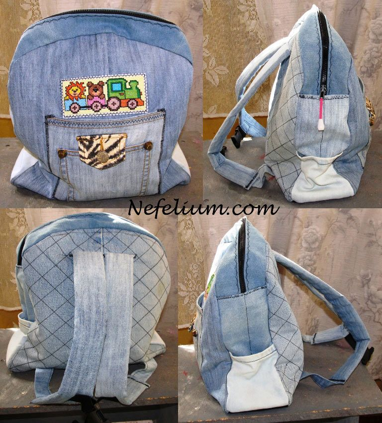 Модели рюкзаков своими руками 52