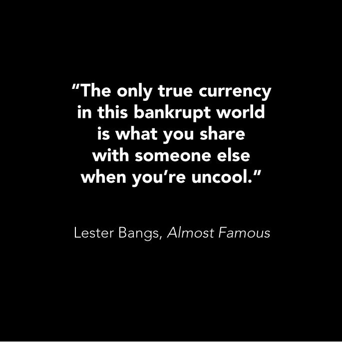 Lester Bangs Almost Famous Quotes. QuotesGram Almost Quotes
