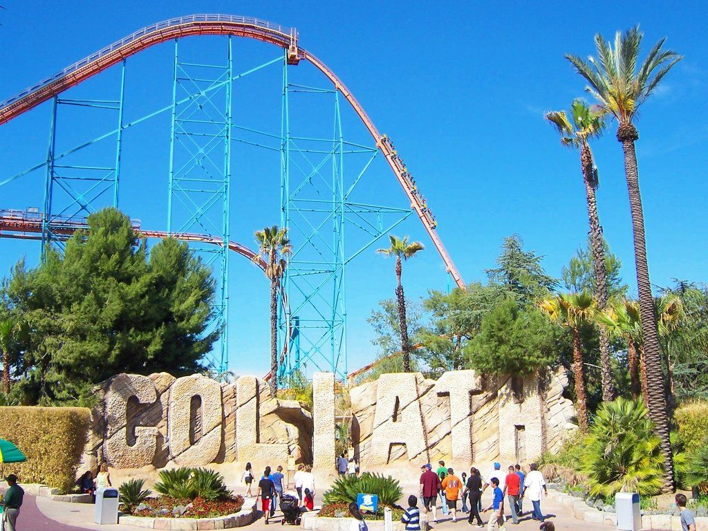 six flags magic mountain physics day packet