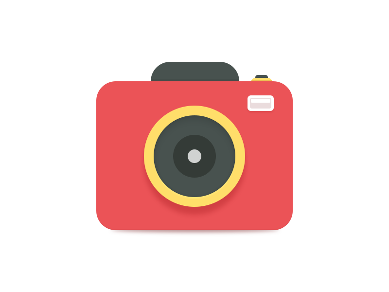 Captivating video camera icon vector images